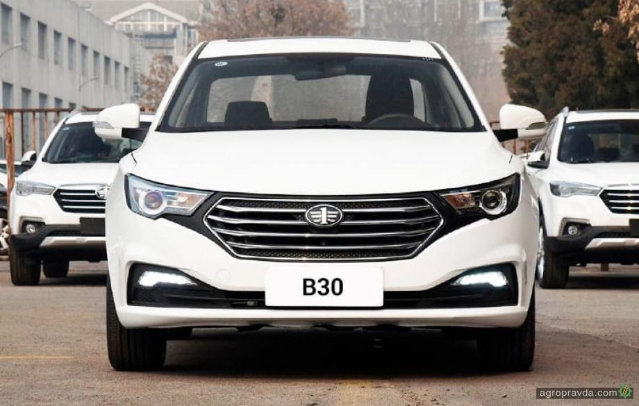 В Украине появился самый доступный на рынке седан с коробкой «автомат»