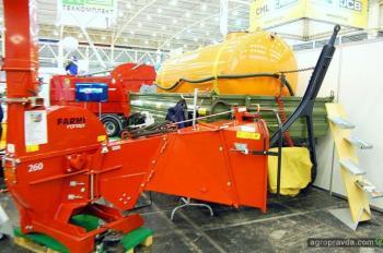 Какую технику для аграриев представили на Агрофорум-2017 в Киеве