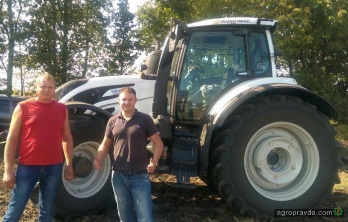 Почему аграрии выбирают тракторы Valtra