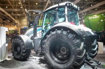 Самым титулованным трактором Agritechnica-2017 стал трактор Valtra T
