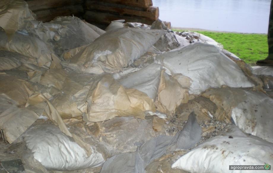 Просроченные пестициды теперь можно отдать на утилизацию