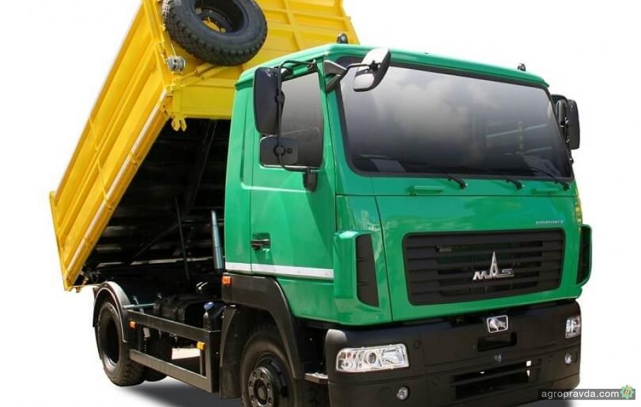 С-х грузовики МАЗ доступны в кредит под 2,8%