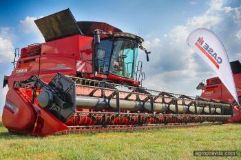 Case IH представил новое поколение комбайнов Axial-Flow 250