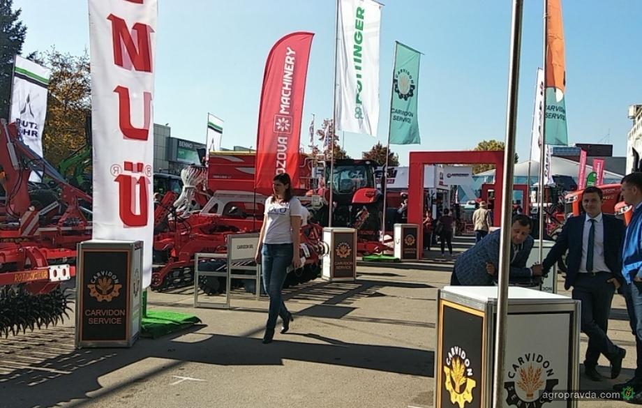Lozova Machinery представила технику на рынке Молдовы