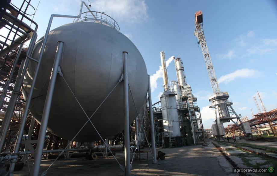 В модернизацию черкасского «Азота» инвестировали 324,1 млн грн