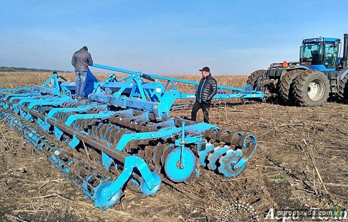В Украине впервые испытали гигантский Heliodor. Видео