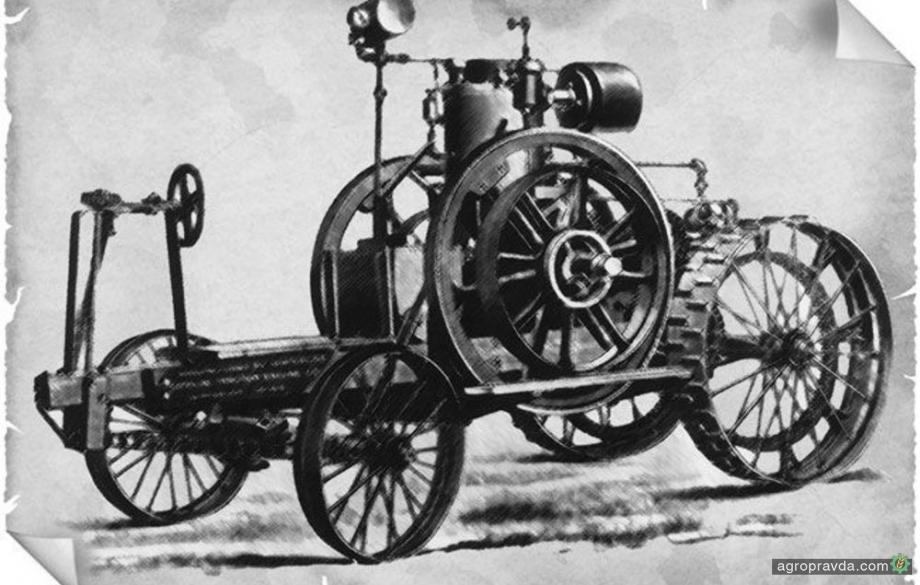 Легендарные трактора. Фото