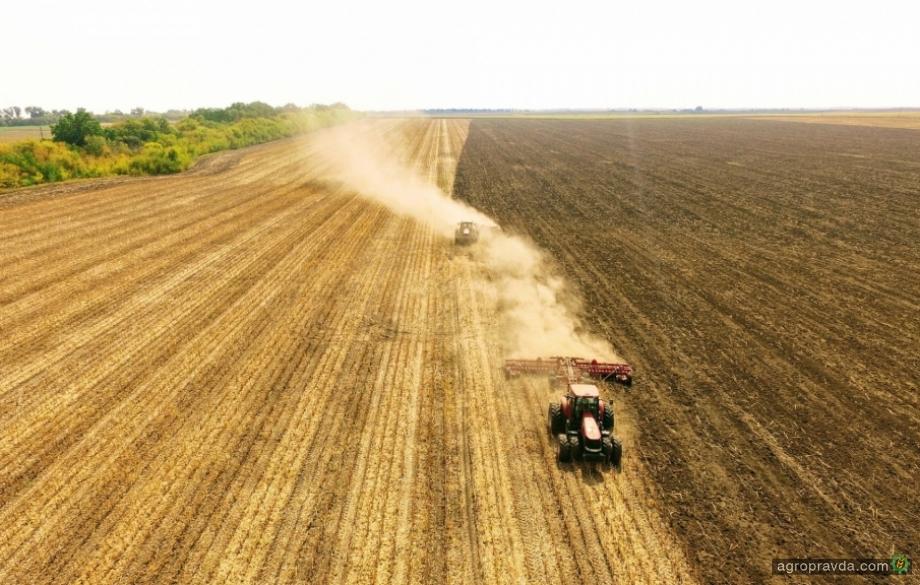 В Украине снизились расходы на производство сельхозпродукции