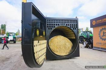 John Greaves на АгроЭкспо представил линейку сельхозтехники