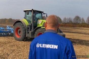 Lemken и Claas провели совместный день поля