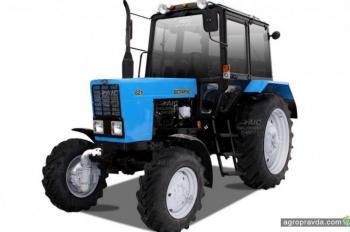 В Украине представят лимитированную тюнинг-версию тракторов BELARUS