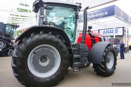 Победителя конкурса «Трактор года-2021» представили в Украине
