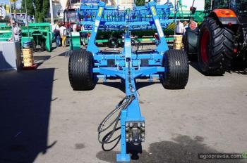 Решена проблема слабой грузоподъемности навесок тракторов