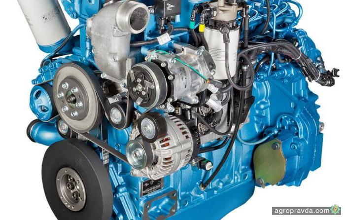 На Terex будут устанавливать российские моторы
