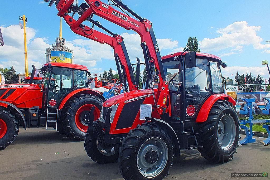 Новинки сельхозтехники показали на выставке «Белагро-2013.