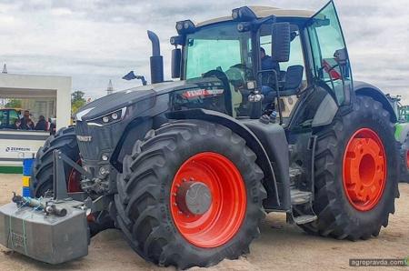 Fendt 936 нового поколения представили на выставке AgroExpo2019