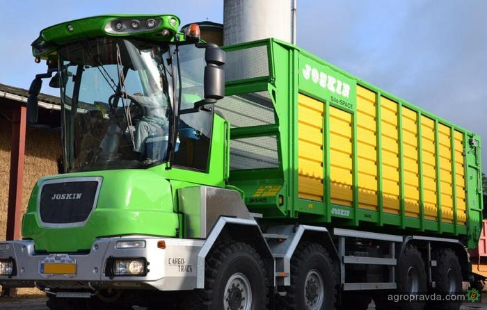 Joskin возрождает Cargo-Track