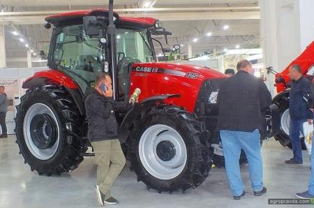 Какую технику Case IH представляют на Agro Expo 2020