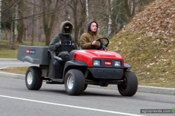 Тракторы Януковича