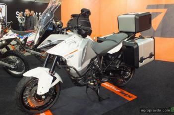 Что показывают на выставке Motobike 2016. Фото