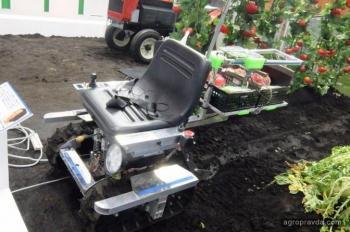 В Японии показали новинки сельхоз-роботов