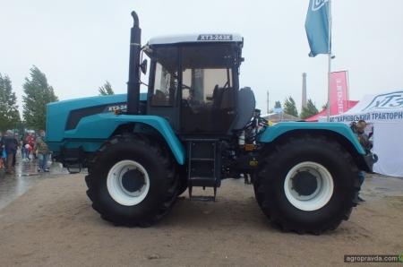 ХТЗ представил новую серию тракторов