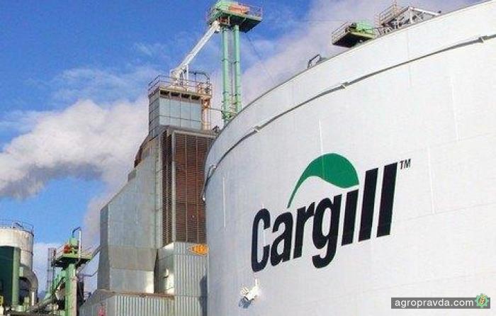 Cargill инвестирует $100 млн в строительство зернового терминала в украинском порту