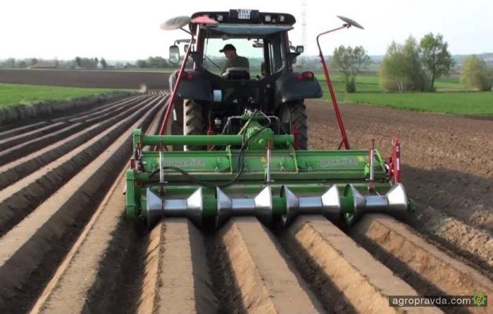 Невероятная сельхозтехника. Видео