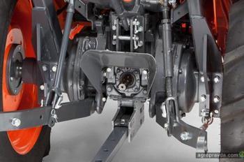 Kubota расширил модельный ряд тракторов L-серии