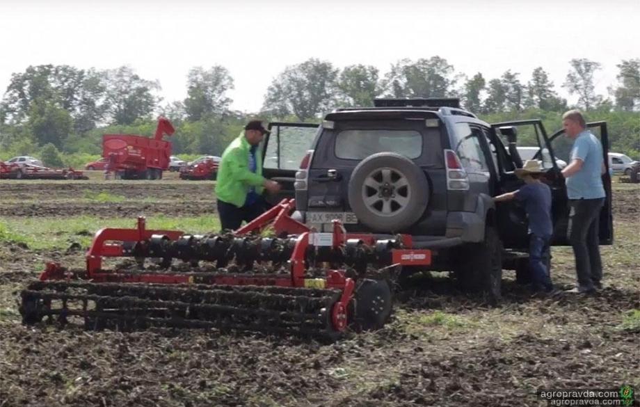 Сможет ли «джип» заменить трактор: видео