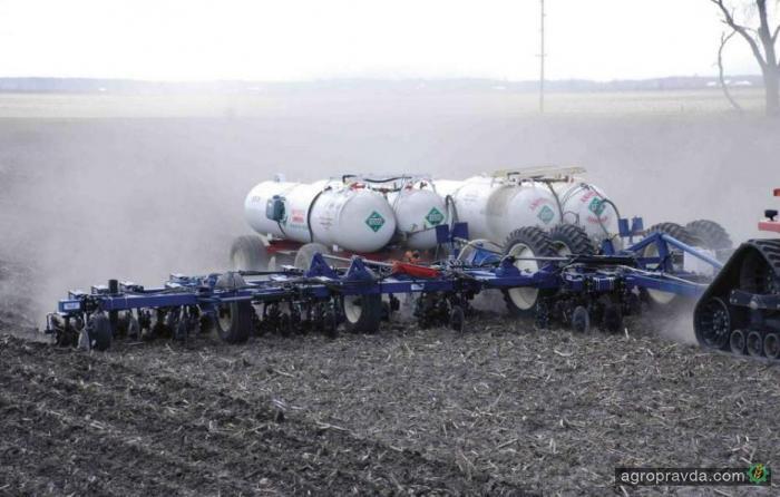 В Украине на 20% вырос спрос на удобрения