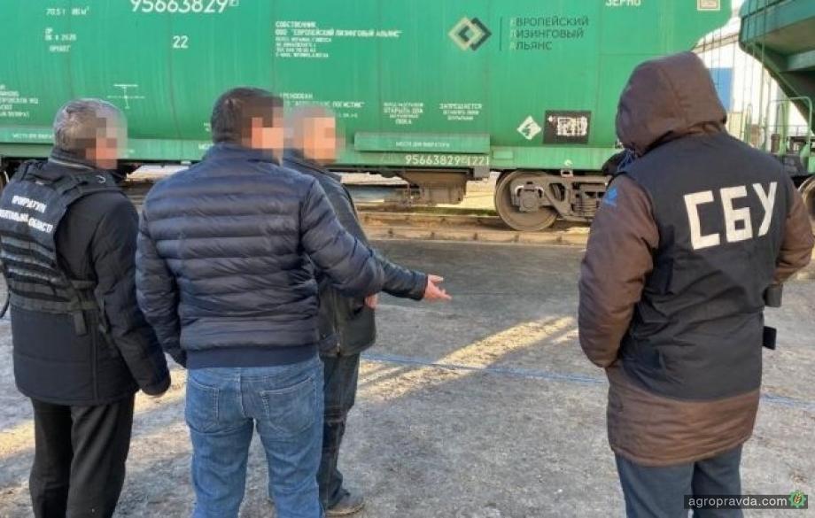 СБУ разоблачила схему миллионных хищений в АПК