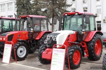 МТЗ показал новое поколение тракторов. Фото