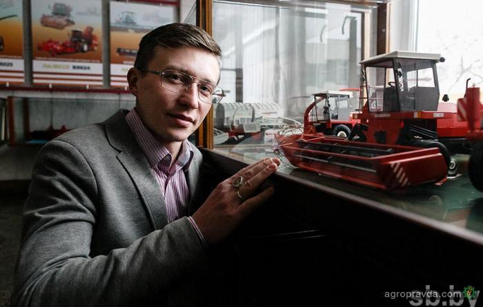 Как создавался первый в мире газовый зерноуборочный комбайн