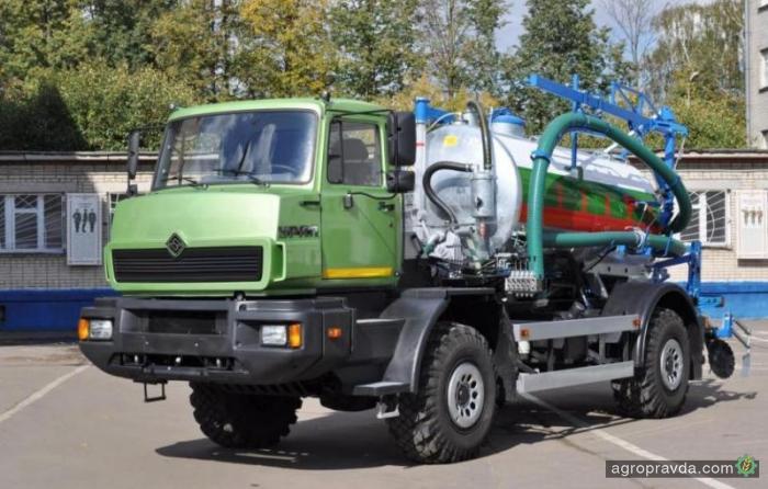 Автозавод «Урал» нашел новую рыночную нишу в сельском хозяйстве