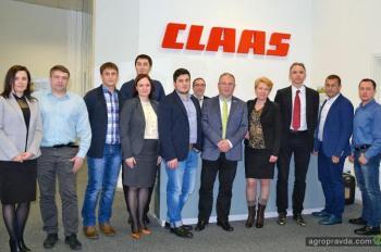 Claas заключил крупную сделку в Украине