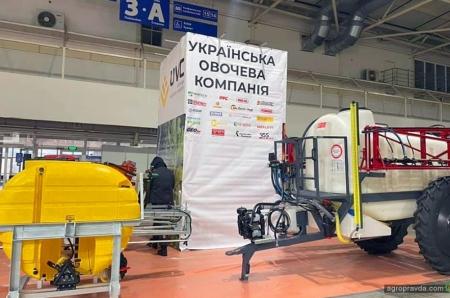 В Киеве стартовала выставка «АгроВесна». Фото