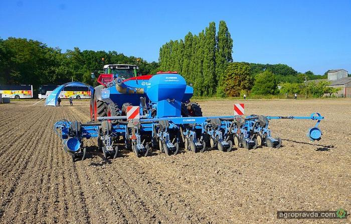 В Винницкой области завершают весеннюю посевную