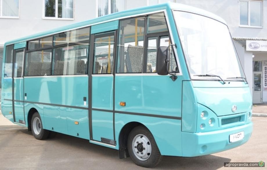 Пригородные автобусы ЗАЗ А07А12 предлагается по специальной цене