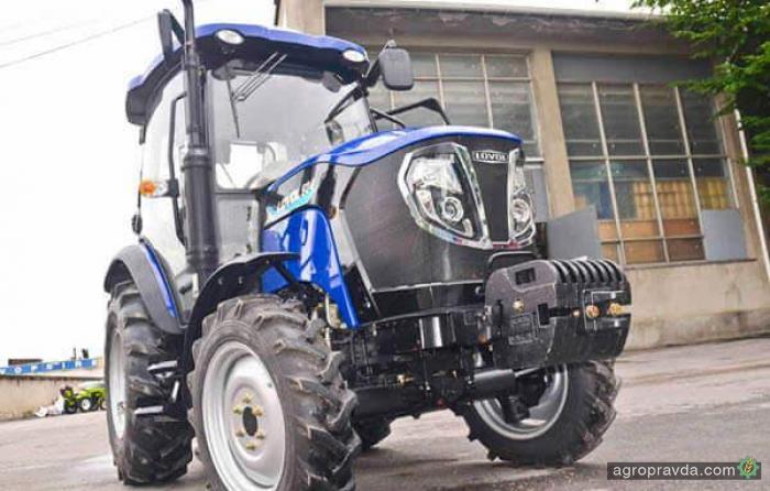 В Украине появился новый официальный дилер тракторов Lovol