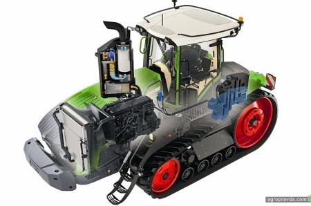 Fendt расширил линейку сверхмощных тракторов. Все подробности