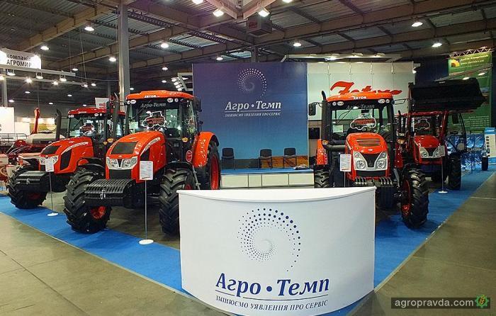 «Агро-Темп» расширил программы финансирования сельхозтехники