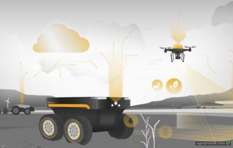 Continental готовится выпускать роботов для аграриев