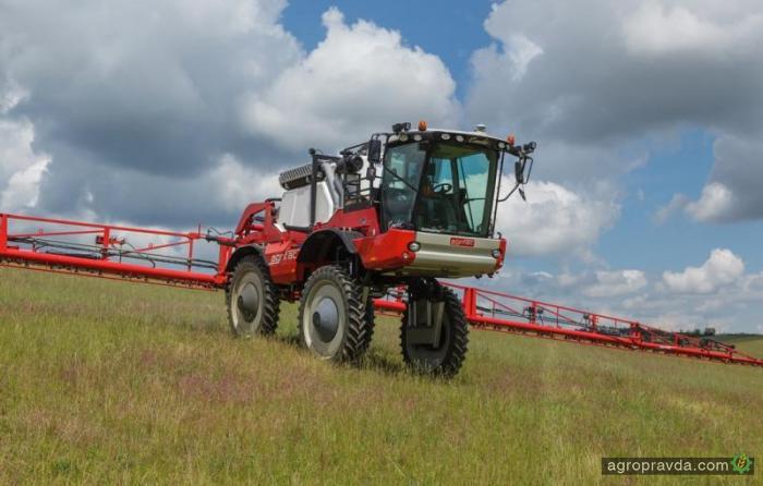 Agrifac запускает производство новых горных опрыскивателей