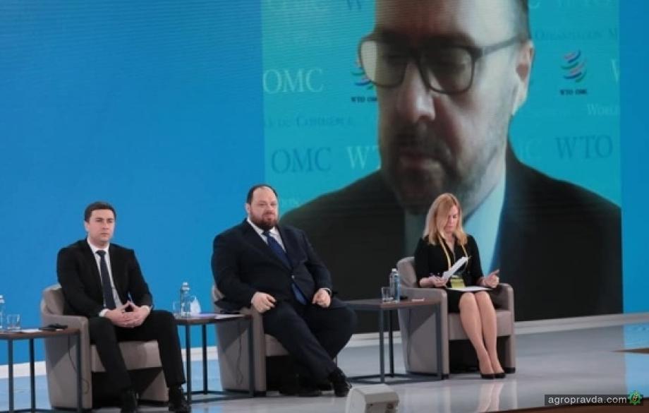 Лещенко рассказал об уникальных возможностях для агросектора Украины