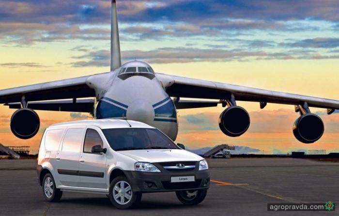 При покупке ВАЗ Ларгус фургон в АИС – кондиционер в подарок