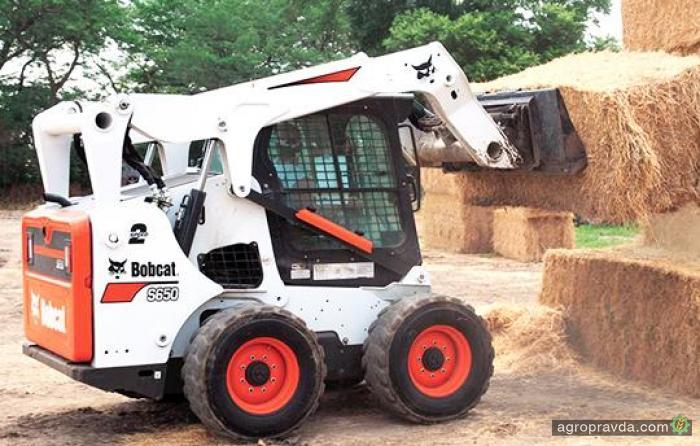 Bobcat запустил в производство новую серию мини-погрузчиков