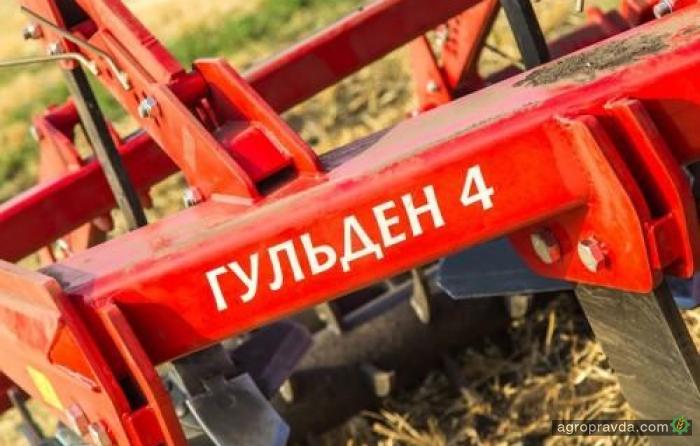 Глубокорыхлитель «Гульден» увеличивает водопроницаемость почвы на 75%