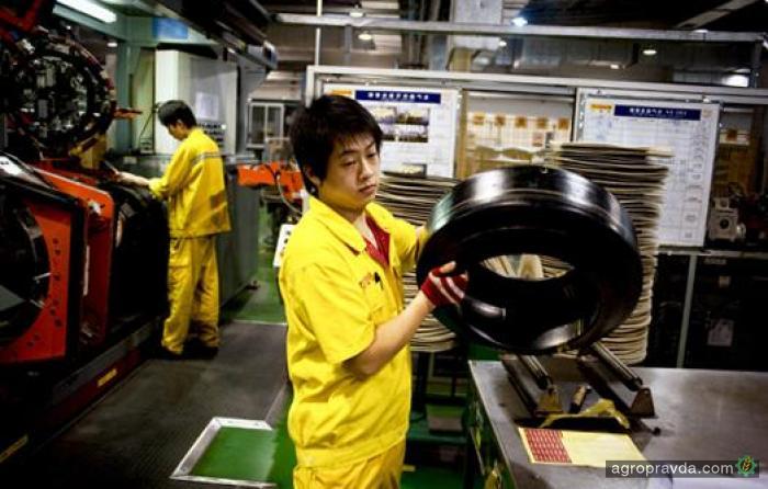 Китайские шины укрепили позиции в мире