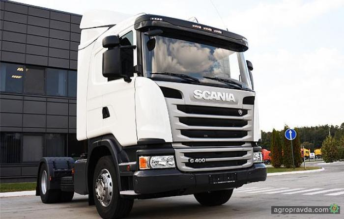 Scania G400 SilverLine – выгодное предложение для региональных перевозок